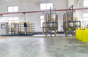 30吨纯水设备