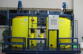 我们可为客户提供不同配置的水处理设备。